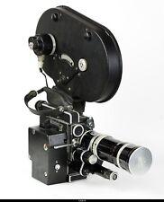 Bolex H16 Reflex With Vario Switar 2.5/18-86mm EF + Motor , Cassette 120