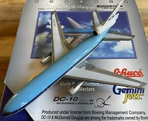 1:400 Gemini Jets KLM McDonnell Douglas DC-10-30 PH-DTA 'Johann Sebastian Bach'