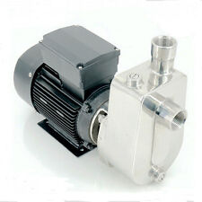 KAY 750W Stainless Steel Self Priming Jet Water Pump Industrial Pump 333L/min