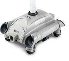 "Automatic Above Ground Pool Vacuum Cleaner Intex Pools 1.5"" Hose Fittings"