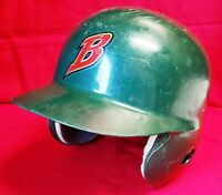 BUFFALO BISONS (Cleveland Indians) 1980's-1990's Game Used Batting Helmet by ABC
