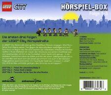LEGO CITY HÖRSPIEL 1-3 BOX 3 CD NEU