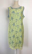 Karin Stevens Sleeveless Lace Dress
