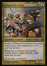 MTG Rafiq of the Many - FNM ENG DCI PROMO FOIL NEW