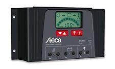 Solarladeregler Steca Solarix 4040 12/24VDC 40A LCD Display IP32 5V USB 1,5A