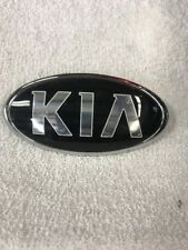 KIA SEDONA CANIVAL 2015 2016 Genuine OEM Front Grill KIA Logo Emblem