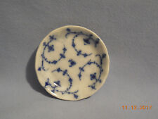HAGUE FLOW BLUE BUTTER PAT BY MEAKIN