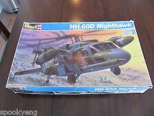 Revel 1:48 HH-60D Nighthawk #4344 Helicopter Plastic Model Rare Kit