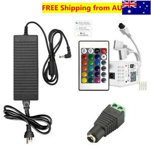 240V-12V 3A 10A Transformer Power Supply RGB RGBW WIFI Controller for LED Strip