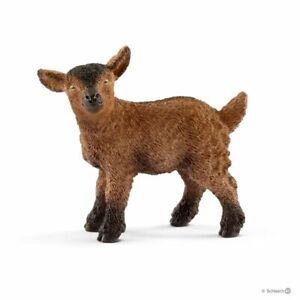 NEW SCHLEICH 13829 Brown Goat Kid Baby
