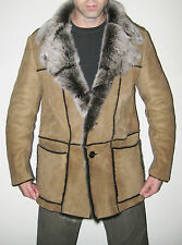 Armani Collezioni Men's Shearling Lamb Skin Jacket - Size 40US/50IT - $3495 MSRP