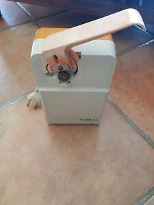 Ouvre boite electrique moulinex vintage
