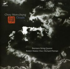 Brentano String Quar - Chou Wen Chung: Clouds [New CD]