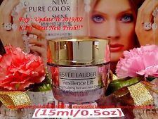 """ESTEE LAUDER Resilience Lift Firming/Sculpting Creme◆15ml◆Exp:2019/02""""*Anti-Age*"""