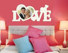Love Picture Frame - Highest Quality Wall Decal Sticker