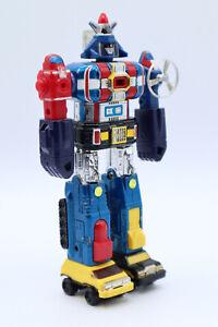 """1982 Bandai Voltron 1 6"""" Toy Robot Dairugger XV GB-73"""
