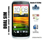 Desire V T328w  Android Dual Sim Mobile Phone