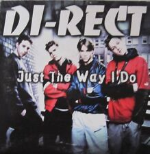 DI-RECT - JUST THE WAY I DO - CD - SINGLE