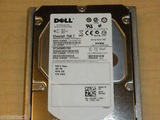 """DELL 0R749K SEAGATE ST3450857SS 3.5"""" 450 GB unidad de disco duro SAS de 15 Rpm"""