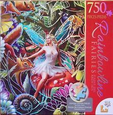 LPF RAINBOWLINE PUZZLE SUMMER FOREST FAIRY SERGIO BOTERO 750 PCS #07564