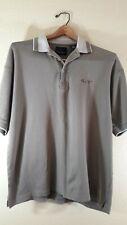 Greg Norman Medium Short Sleeve Shirt Mens Beige