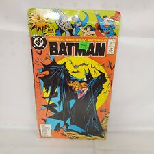 DC Comics Batman #423 #424 #425 Sealed 3 Pack Todd McFarlane Cover