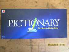 3 players Pictionary Board & Traditional Games