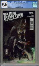 BLACK PANTHER: MAN WITHOUT FEAR #514 - CGC 9.6 - 2039459008