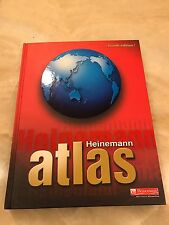 Heinemann Atlas Workbook with CD Fourth Edition by Harcourt Education