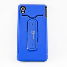 For Sony Xperia Z3V - Hybrid  Stand Rugged  Hard Plastic With Soft Silicone Case