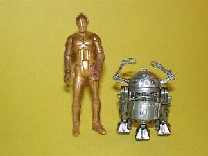 Star Wars TAC McQuarrie Concept C-3PO & R2-D2 Loose