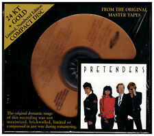 Audiophile AF GOLD CD 052 Pretenders - Pretenders SEALED