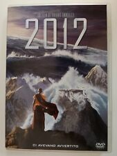 2012 (Catastrofico 2009) DVD film di Roland Emmerich. Con John Cusack