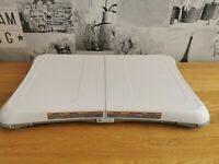 Nintendo WII Fit Balance Board - White FAULTY - Spares OR Repair