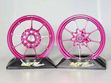 MFZ forged wheels ag100 suzuki v100 v125 size 2.15 rear and front