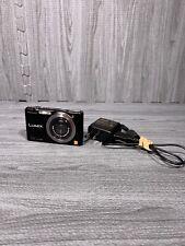 Panasonic LUMIX DMC-SZ7 14.1MP Digital Camera - Black 111119J With Charger