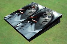 Zombie Custom Cornhole Board
