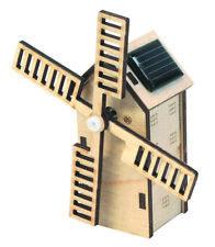 Mini Solar Windmühle Bausatz! Solar-Lernspielzeug Neu