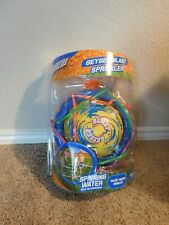 Brand new in the package Banzai Wacky Water Wiggles Geyser Blast Sprinkler syste