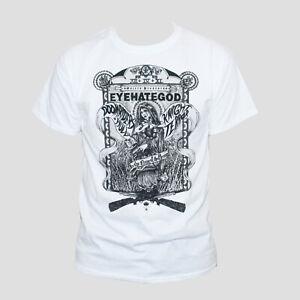 EYEHATEGOD T shirt Sludge Doom Metal Music Poster T shirt Classic Unisex Tee