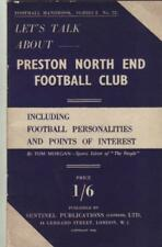 1946/47   Let's Talk About - Preston North End - Excellent Condition