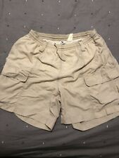 Columbia PFG Swim Shorts with Liner Size Large Used