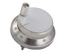 100PPR 6 Terminal Eletronic Hand Wheel Manual Pulse Encoder Generator CNC Lathe
