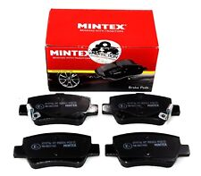 MINTEX REAR AXLE BRAKE PADS FOR TOYOTA AVENSIS MDB3036 (REAL IMAGE OF PART)
