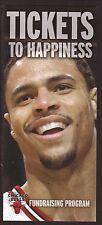 Tyson Chandler--Chicago Bulls--2003-04 Fundraising Brochure/Schedule