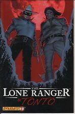 THE LONE RANGER & TONTO #1 / 2008 / MATTHEWS / GUEVARA / DYNAMITE COMICS