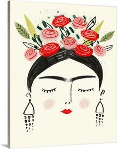 Frida's Dreams I Canvas Art Print