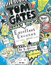 Pichon Liz-Tom Gates Excellent Excuses And Other Good Stuff  BOOK NEW