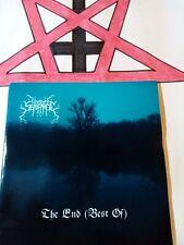 SYNDROM EINSAMKEIT (DE)  The End    LTD 10 / 20    Black Metal CD