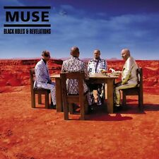 Muse Black Holes and Revelations LP Vinyl NEW sealed